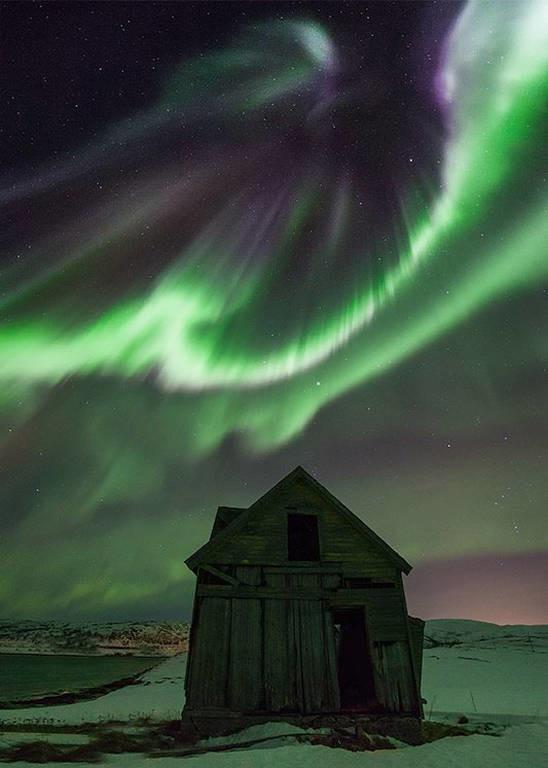 Βόρειο Σέλας – Το εντυπωσιακό «show» της φύσης