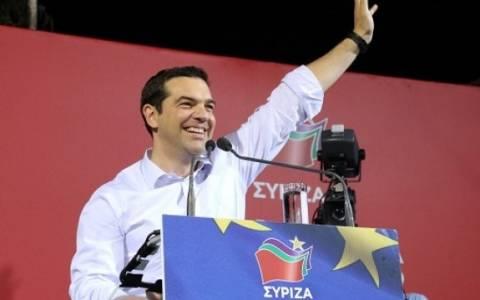 Νέα δημοσκόπηση: Μπροστά ο ΣΥΡΙΖΑ με 3,1%