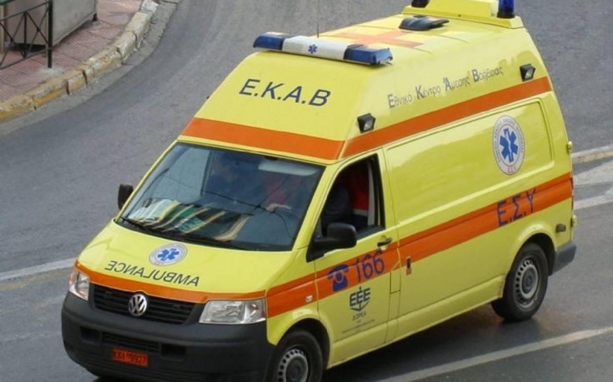 Αμαξοστοιχία συγκρούστηκε με αυτοκίνητο - Ακρωτηριάστηκε επιβάτης του ΙΧ
