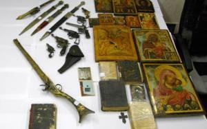Συνελήφθη στην Αττική 60χρονος διακινητής αρχαιοτήτων