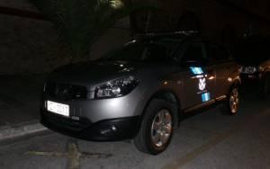 Το λιμεναρχείο Σύρου εξοπλίστηκε με νέο τετρακίνητο όχημα