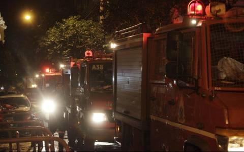 Τραγωδία στον Κεραμεικό – Ένας νεκρός από πυρκαγιά σε διαμέρισμα