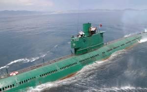 Βόρεια Κορέα: Ενεργοποίησε υποβρύχιο με ικανότητα μεταφοράς πυραύλων
