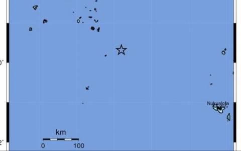 Σεισμός 7,1 βαθμών στον νότιο Ειρηνικό