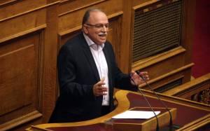 Παπαδημούλης: Η Αριστερά μπορεί να επανιδρύσει την Ευρώπη