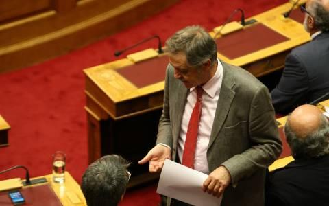 Κουκουλόπουλος: Το ΠΑΣΟΚ δεν δέχεται υποδείξεις από λιποτάκτες