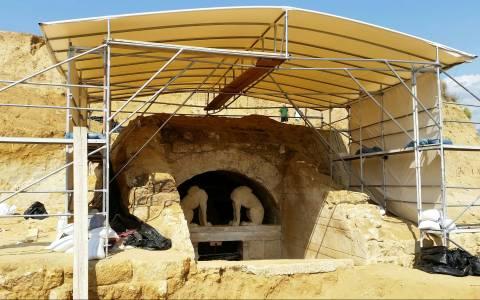 Αμφίπολη: Οι αγρότες που βρήκαν αρχαία στα χωράφια τους