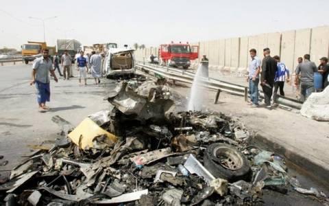 Βαγδάτη: Δώδεκα νεκροί σε επίθεση με παγιδευμένο αυτοκίνητο