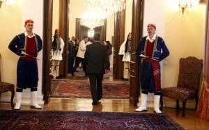 Τα εθνικά θέματα «βγάζουν» Πρόεδρο