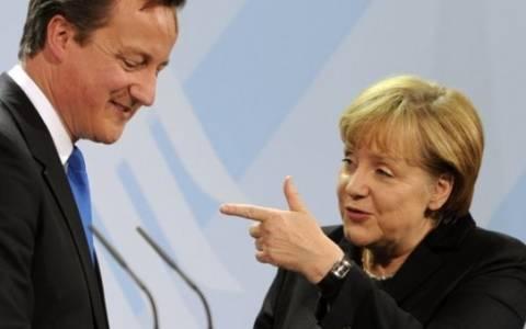 Η Μέρκελ δεν θα στηρίζει άλλο την παραμονή της Βρετανίας στην ΕΕ