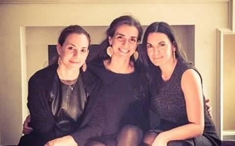 Οικογενειακές στιγμές για την Όλγα Κεφαλογιάννη