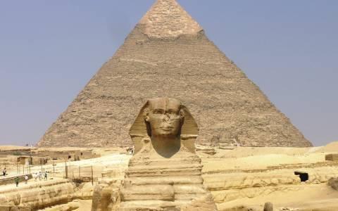 Η Μεγάλη Πυραμίδα έλαμπε όταν χτίστηκε