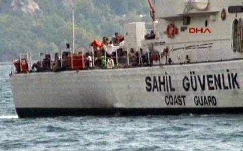 Κωνσταντινούπολη: Πολύνεκρο ναυάγιο με λαθρομετανάστες