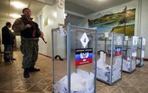 Ουκρανία: Ο ηγέτης των αυτονομιστών εξελέγη πρόεδρος με 79%