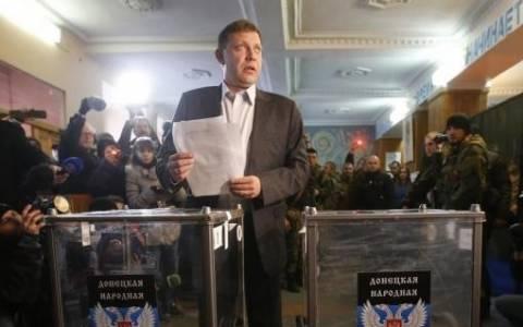 Γερμανία: «Ακατανόητη» η αναγνώριση εκλογών στην ανατολική Ουκρανία
