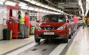 Nissan: Ρεκόρ παραγωγής για το QASHQAI με 2 εκατομμύρια μονάδες.