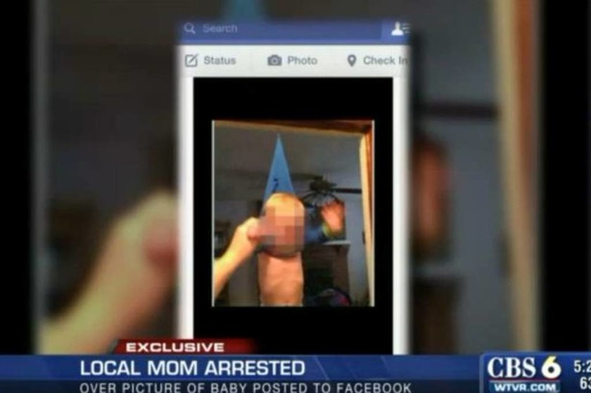ΗΠΑ: Κρέμασε τον 14 μηνών γιο της σε γάντζο!