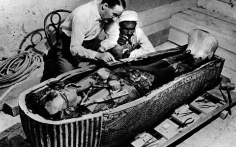 Πώς ήρθε στο «φως» ο τάφος του Τουταγχαμών;