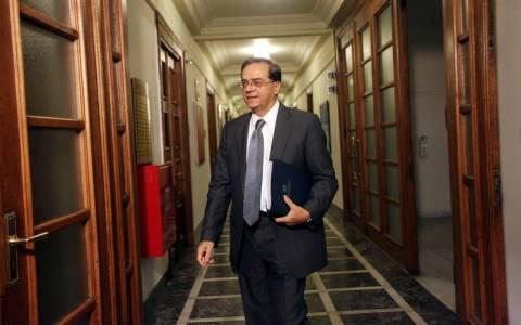 Γκίκας Χαρδούβελης: «Tο ΔΝΤ δεν θα φύγει εντελώς, θα είναι παρατηρητής»