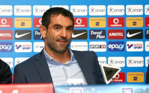 Καραγκούνης: «Έχω εμπιστοσύνη σε ομάδα και Ρανιέρι»