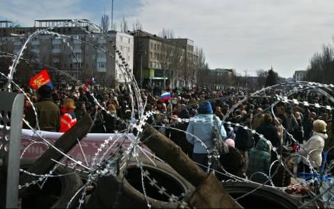 Ουκρανία: Σφοδρά πυρά πυροβολικού στο Ντονέτσκ