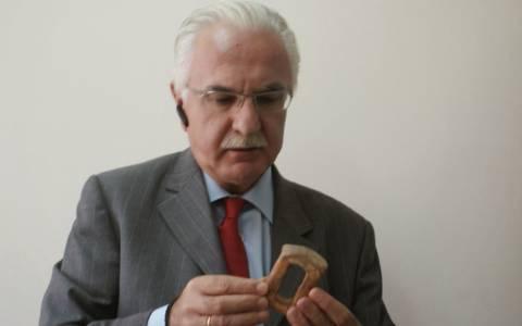 Βράβευση του Γιώργου Τσούκαλη στα διεθνή βραβεία «Giuseppe Sciacca»