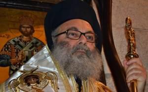 Την Ημαθία επισκέφθηκε ο πατριάρχης Αντιόχειας Ιωάννης
