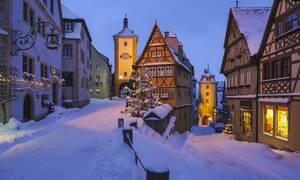Οι πιο γραφικές πόλεις για διακοπές το χειμώνα!