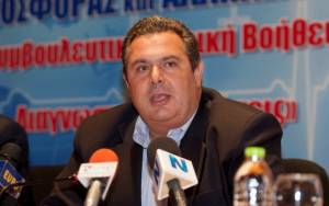 Καμμένος: Να παραιτηθεί ο Πρόεδρος της Δημοκρατίας και να γίνουν εκλογές