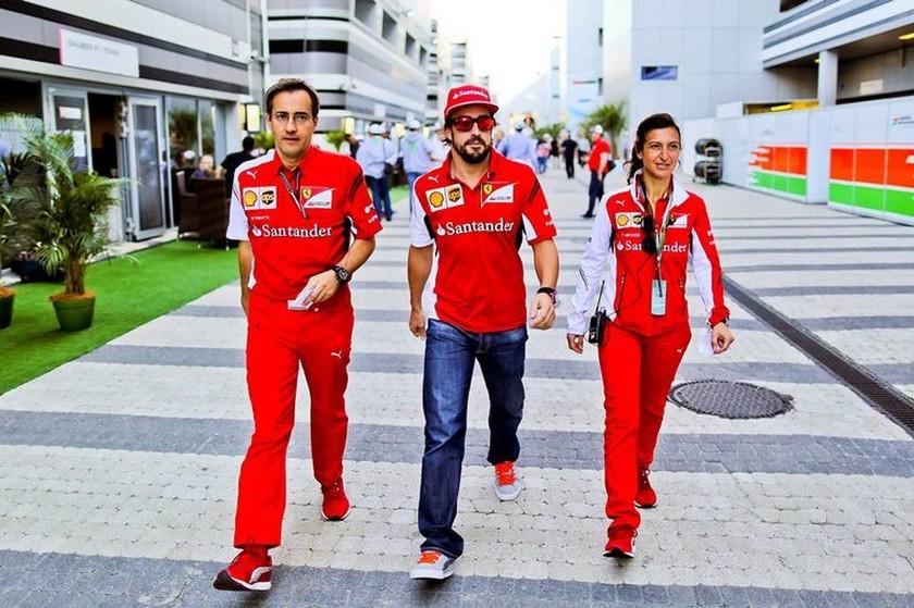 Πολλοί είχαν συνδέσει τον 33 οδηγό με τη Ferrari δεν είναι τυχαίο αφού έμεινε σε αυτήν 7 και κάτι χρόνια