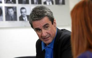 Λοβέρδος: Δεν ζητήσαμε παρέμβαση εισαγγελέα για τις καταλήψεις