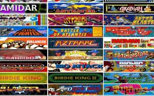 Internet Arcade: Δωρεάν στον υπολογιστή σας πάνω 900 κλασικά παιχνίδια