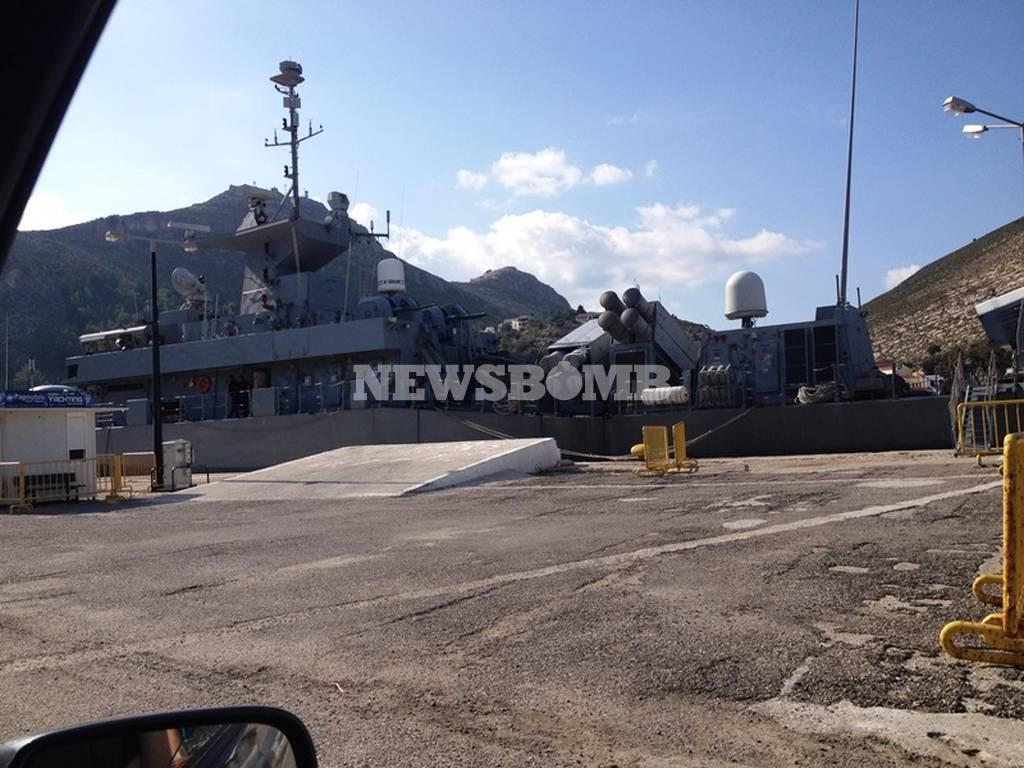 Το Newsbomb στο Καστελόριζο
