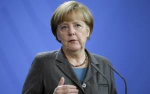 Μέρκελ: Καμία άρση κυρώσεων προς τη Ρωσία