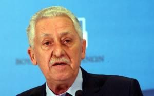 Κουβέλης: Δεν θα είμαι υποψήφιος Πρόεδρος Δημοκρατίας