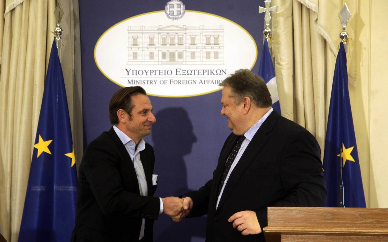 Νέος Πρέσβης εκ Προσωπικοτήτων ο Γ. Χατζημαρκάκης