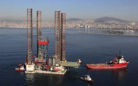 Στη Λεμεσό πλοίο - γεωτρύπανο για επισκευή