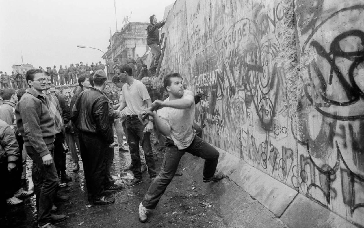 Οι ήχοι του Τείχους του Βερολίνου στη Θεσσαλονίκη