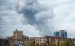 Ουκρανία: Δύο έφηβοι νεκροί από οβίδα σε αυλή σχολείου