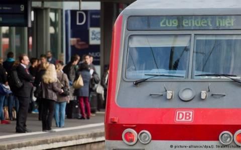 Γερμανία: Χάος από την απεργία των μηχανοδηγών