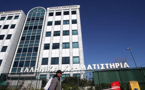 Οριακή άνοδος στο στο Χρηματιστήριο Αθηνών