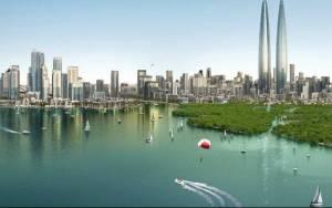 Στο Ντουμπάι οι ψηλότεροι δίδυμοι πύργοι