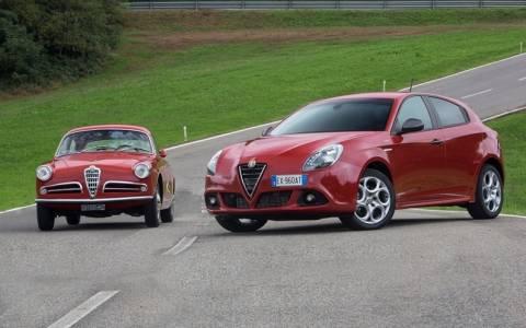 Alfa Romeo: Giulietta Sprint φόρος τιμής στο Πνεύμα της Alfa