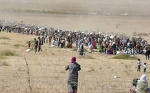Τουρκία:Ο στρατός σκότωσε μία γυναίκα στα σύνορα με τη Συρία