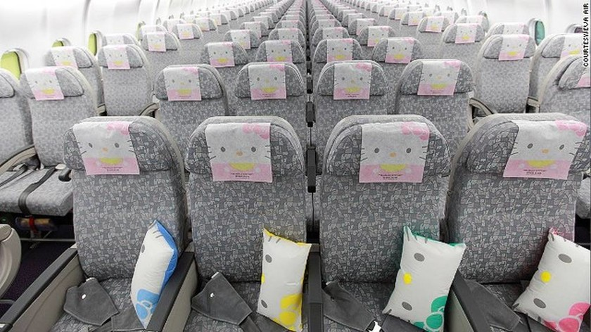 H Hello Kitty... προσγειώθηκε Ευρώπη!