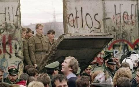 CNN: Αφιέρωμα στο Τείχος του Βερολίνου