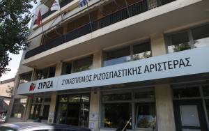 ΣΥΡΙΖΑ: Μαύρη σελίδα της ιστορίας η εισβολή των ΜΑΤ στην ΕΡΤ