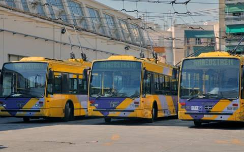 Δραστικές αλλαγές στα δρομολόγια λεωφορείων και τρόλεϊ