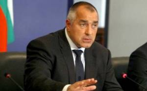 Μπορίσοφ: Θα σταματήσει η ελεύθερη πτώση της Βουλγαρίας