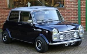 Mini: Πωλείται ένα από τα πιο σπάνια Cooper S